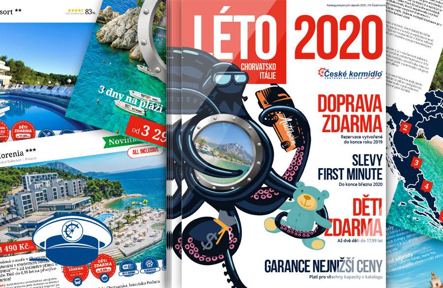 Letní Katalog 2020 Aj V Slovenčine!