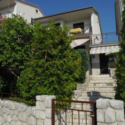 Apartmány Milica