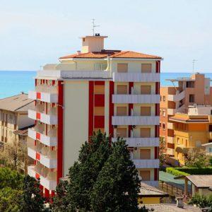 Apartmánový dům Teti