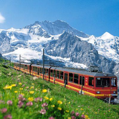 5denní Okruh Švýcarskem