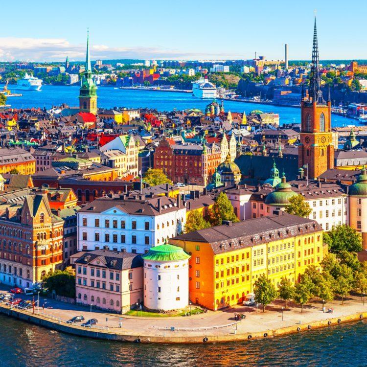 Skandinávský trojúhelník: Tři severské metropole - Oslo, Stockholm, Kodaň