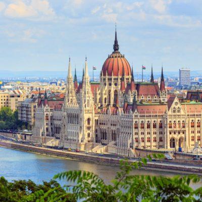 Romantická Budapešť 2021