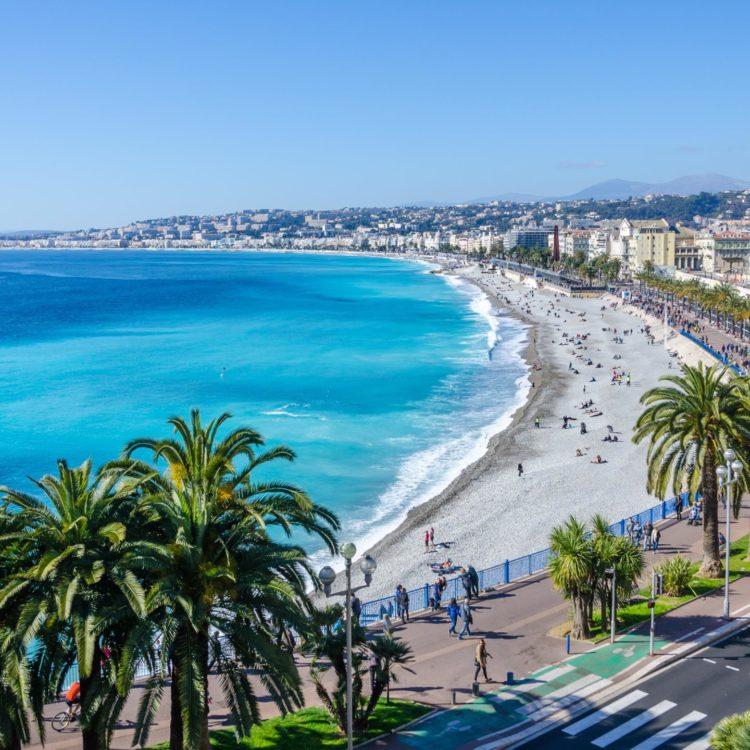 Monako, Monte Carlo a Nice