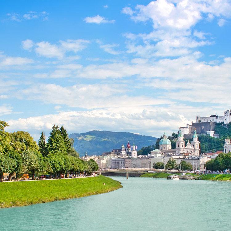 Orlí hnízdo a Salzburg s denním přejezdem
