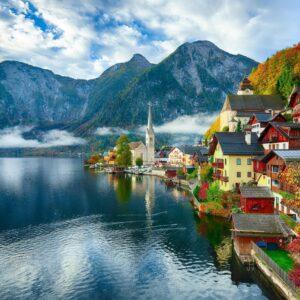 Jezera Solné komory s návštěvou Bad Ischl a Hallstatu