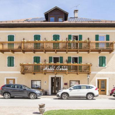 Hotel Al Cervo***
