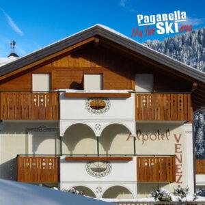 Alpotel Dolomiten – 6denní lyžařský balíček s denním přejezdem