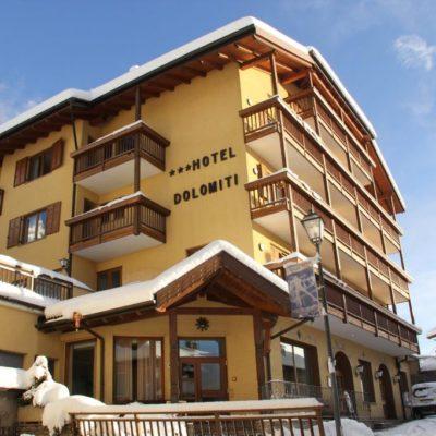 Hotel Dolomiti – Capriana***