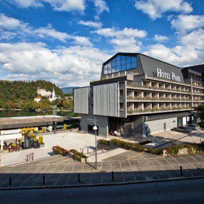 Hotel Park – Bled (letní Balíček)****