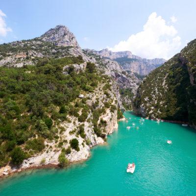Provence A Kaňon Verdon S Koupáním