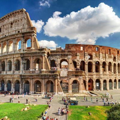Řím S Odpočinkem V Termálních Lázních Saturnia 2021