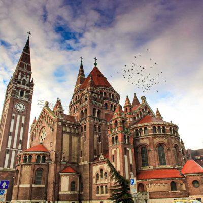 3denní Srbsko A Maďarský Szeged