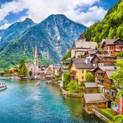 Jezera Solné Komory S Návštěvou Bad Ischlu A Hallstattu 2021