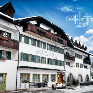 Hotel Orsa Maggiore – 5denní Lyžařský Balíček Se Skipasem A Dopravou V Ceně***