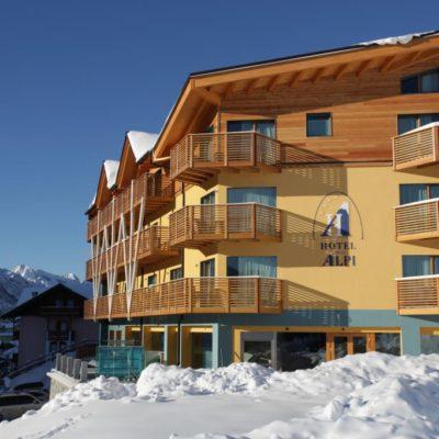 Hotel Delle Alpi****