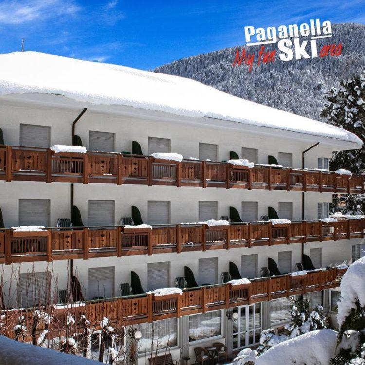 Hotel Miralago – 6denní lyžařský balíček s denním přejezdem, skipasem a dopravou v ceně