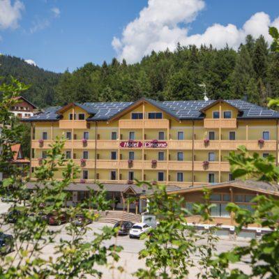Hotel Caminetto Mountain Resort***