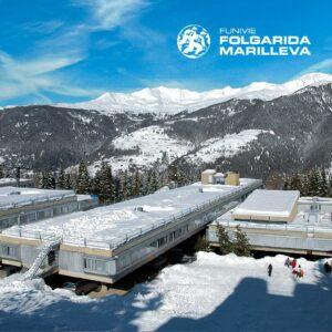 Hotel Marilleva 1400 – 6denní lyžařský balíček se skipasem a dopravou v ceně