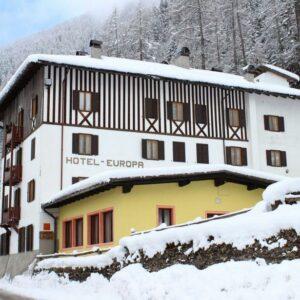 Hotel Europa – Pejo***