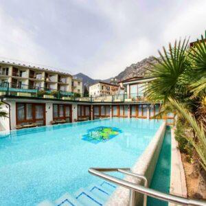 Hotel Alexander – Limone Sul Garda****