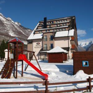 Hotel Mangart – Zimní Zájezd***