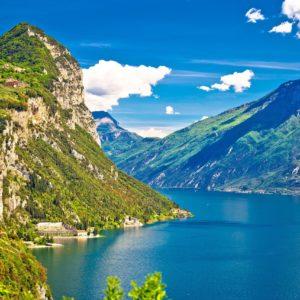 Přírodní Krásy V Okolí Jezera Lago Di Garda S Koupáním 2021