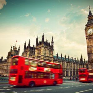 Londýn, Windsor A Brighton