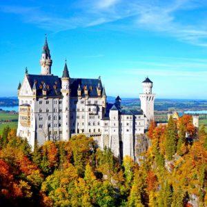 Pohádkové Zámky Bavorska 2021