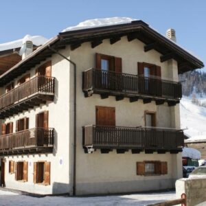 Apartmány Livigno (pobyt Se Skipasem)