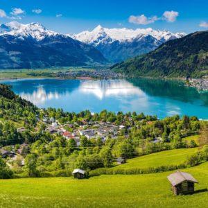 Krimmelské Vodopády A Zell Am See 2021