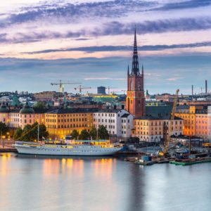 Severské Metropole – Oslo, Stockholm, Kodaň, Göteborg