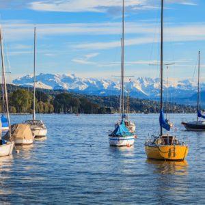 5denní Okruh Kolem Bodamského Jezera – Křižovatky Tří Zemí