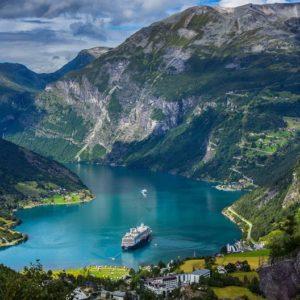Okruh Skandinávií S Plavbou Po Fjordu