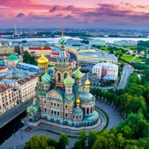 Velký Okruh Pobaltím S Návštěvou Petrohradu