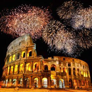Vítání Nového Roku V Antickém Římě