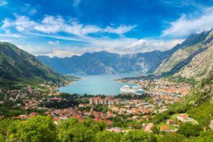 Černá Hora, Dubrovník A Výlet Do Albánie