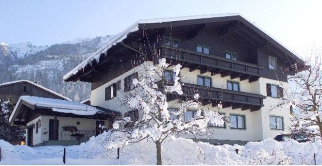 Penzion Bergblick - 5denní zimní pobyt se skipasem v ceně