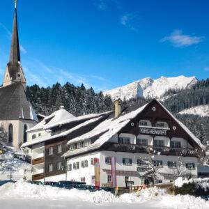Gasthof Kirchenwirt – 8denní Zimní Pobyt Se Skipasem V Ceně