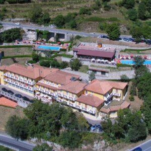 Hotel La Rotonda – Snídaně***