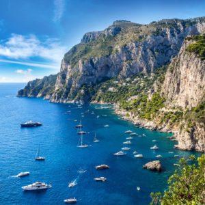Řím A Neapolský Záliv S Plavbou Na Ostrov Capri