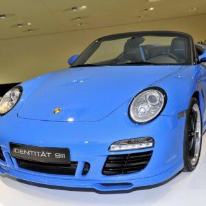 Stuttgart A Muzeum Porsche