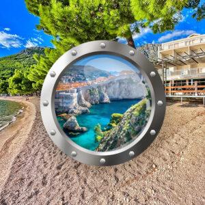 Prodloužený Víkend Na Makarské Riviéře S Dopravou A Výlety V Ceně****